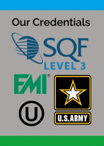 logo our credentials