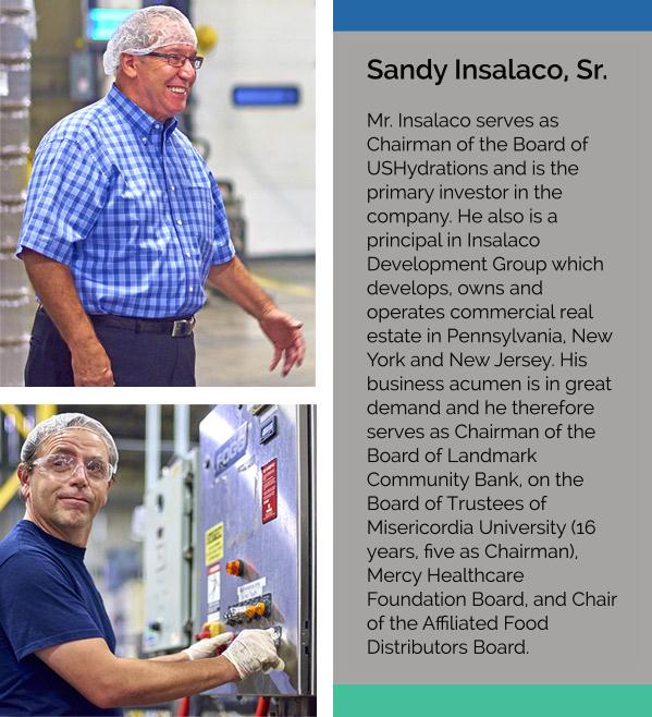 Sandy Insalco story